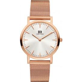 Danish Design Watch Iv67q1235 Stainless Steel Horloge