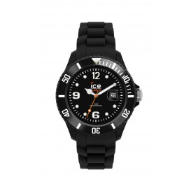 Ice-watch herenhorloge zwart  30mm IW000789