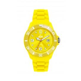 Ice-watch unisexhorloge geel 30mm IW000793