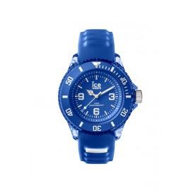 Ice-watch unisexhorloge blauw 38mm IW001455