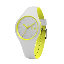 Ice-watch Duo Grey-Yellow grijs 41,5mm IW001500