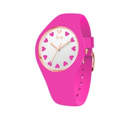 Ice-watch dameshorloge roze 35,5mm IW013369