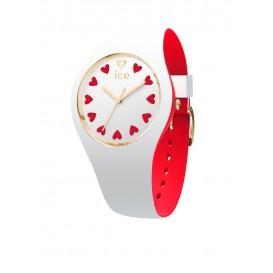 Ice-watch dameshorloge wit 35,5mm IW013370