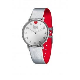 Ice-watch dameshorloge zilverkleurig 38,5mm IW013375