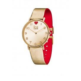 Ice-watch dameshorloge goudkleurig 38,5mm IW013376