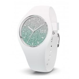 Ice-watch Ice Lo White turquoise Small 35,5 mm IW013426