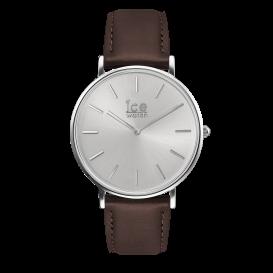 Ice-watch herenhorloge zilverkleurig 41mm IW016228