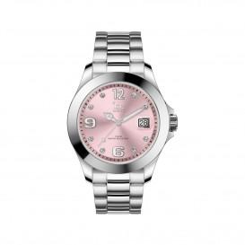 Ice-watch dameshorloge zilverkleurig 40mm IW016776