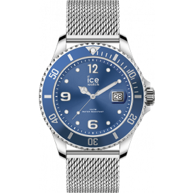 Ice-watch horloge zilverkleurig 44mm IW017667 1