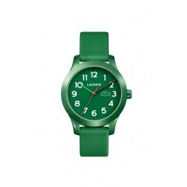 Lacoste LC2030001 12. 12 KIDS Horloge groen 32 mm