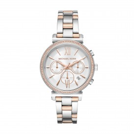 Michael Kors MK6558 Sofie chronograaf 39 mm Dameshorloge