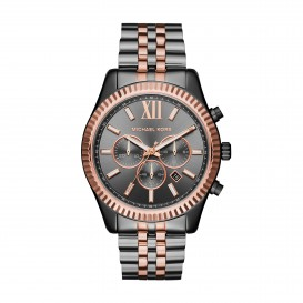 Michael Kors MK8561 Lexington Herenhorloge 44 mm