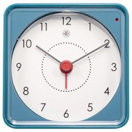 Alarmklok nXt Nathan 7.3 x 7.3 x 3.3 cm blauw