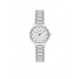 Olympic OL26DSS132 Giorgia Horloge Staal Zilverkleurig 26mm Dames
