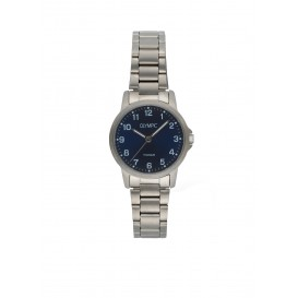 Olympic OL26DTT092 Seattle Horloge Titanium Zilverkleurig 30mm Dames