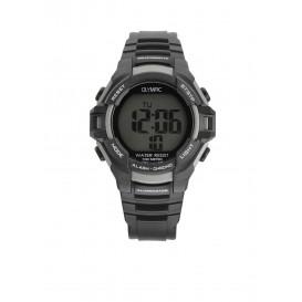 Olympic OL60HKR007 Rowing Horloge Rubber Zwart 42mm Heren