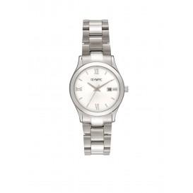 Olympic OL66DSS009 FORLI Horloge Staal Zilverkleurig 30mm Dames