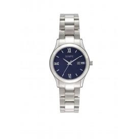 Olympic OL66DSS010 FORLI Horloge Staal Zilverkleurig 30mm Dames