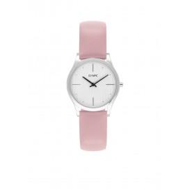 Olympic OL67DSL001 Vicenza Horloge Leer Roze 32mm Dames