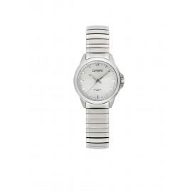 Olympic OL72DSS001 Phoenix Horloge Staal Zilverkleurig 27mm Dames