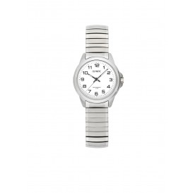 Olympic OL72DSS106 Phoenix Horloge Staal Zilverkleurig 27mm Dames