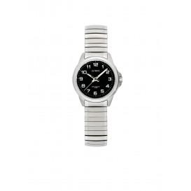 Olympic OL72DSS107 Phoenix Horloge Staal Zilverkleurig 27mm Dames