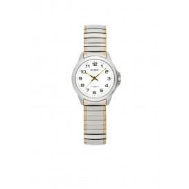 Olympic OL72DSS108B Phoenix Horloge Staal Zilverkleurig 27mm Dames