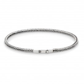 Rebel and Rose RR-BR015-S-S Armband todo - small link 3mm S - 12.50 gr. 925 3mm 18.0