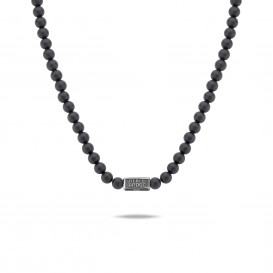 Rebel and Rose RR-NL015-S-70 Collier Necklace Mad Panther - 6mm (70cm) L