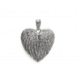 Silk Jewellery S10 Hanger zilver