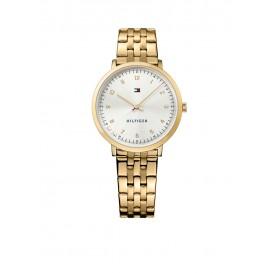 Tommy Hilfiger Pippa- TH1781761 Horloge Staal Goudkleurig Dames