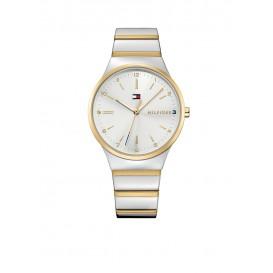 Tommy Hilfiger Kate TH1781800 Horloge Staal Zilverkleurig Dames