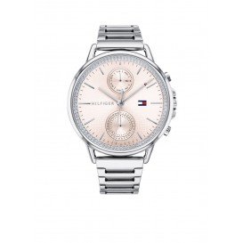 Tommy Hilfiger Carly - TH1781917 - Horloge - Staal - Staal - Ø40mm 1