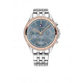 Tommy Hilfiger - Horloge - TH1782074 - Staal - Goudkleurig - ø38mm 1