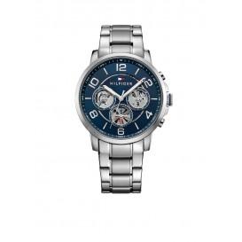 Tommy Hilfiger Keagan TH1791293 Horloge Staal Zilverkleurig Heren