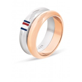 Tommy Hilfiger TJ2701097 Ring rosékleurig Dames