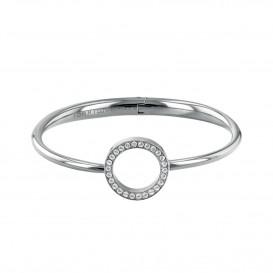 Tommy Hilfiger TJ2780064 Armband bangle staal zilverkleurig