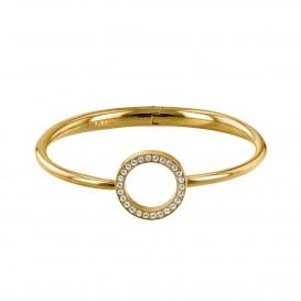 Tommy Hilfiger TJ2780065 Armband staal goudkleurig