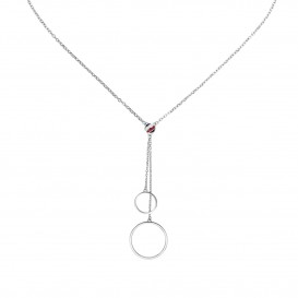 Tommy Hilfiger TJ2780150 Ketting staal 45-50 cm