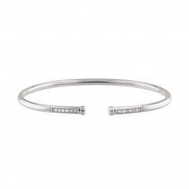 Tommy Hilfiger TJ2780250 Armband Zilverkleurig Dames