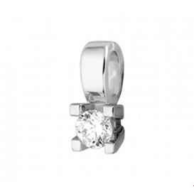 TFT Hanger Witgoud Diamant 0.25 Ct.