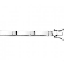 Armband Witgoud 4,1 mm 19 cm