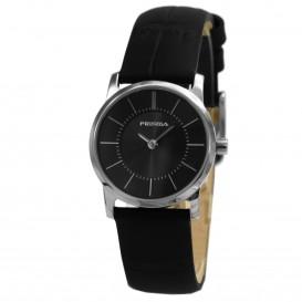 Prisma horloge P.2644 B811501 Dames Basic Edelstaal P.2644 Dameshorloge 1