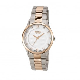 Boccia 3227-04 horloge