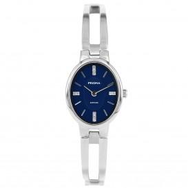 Prisma dames P.1683 horloge diamant saffierglas 5 ATM P.1683 Dameshorloge 1