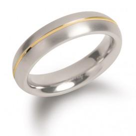 Boccia Ring titanium Maat 70 (22)  0130-02