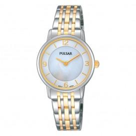Pulsar PRW027X1 Bicolor Dames horloge