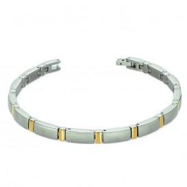 Boccia 0371-02 Armband titanium 21 cm