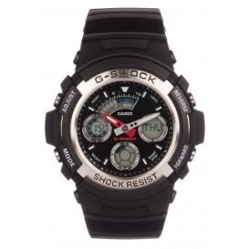 Casio G-Shock 46 mm zwart AW-590-1AER