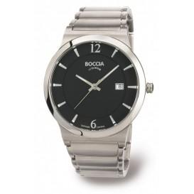 Boccia 3565-02 Heren horloge